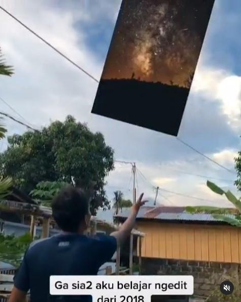 Skill edit video kocak Instagram/@minang.kocak