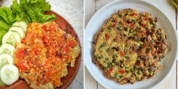 15 Resep olahan telur goreng, simpel dan menggugah selera