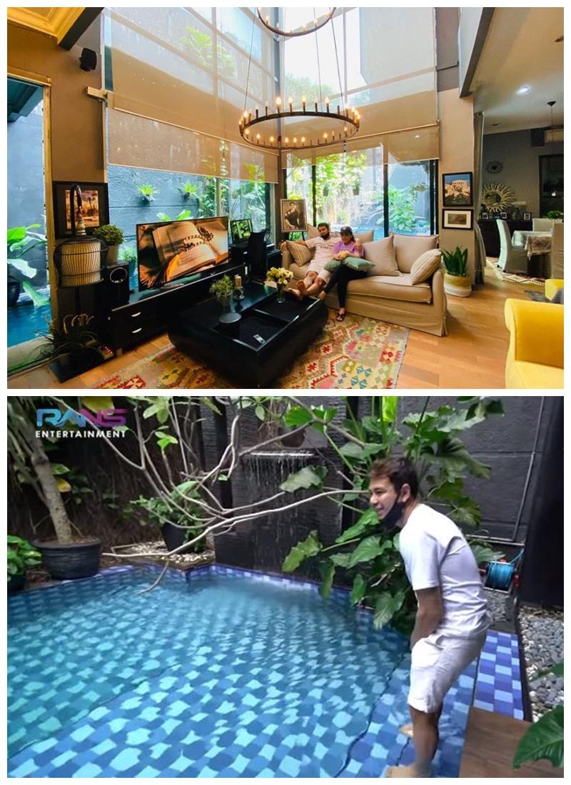 rumah seleb sebelum menikah © 2020 brilio.net