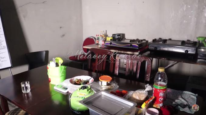 Tempat katering Pinkan Mambo © 2020 brilio.net