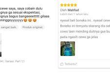 10 Testimoni lucu membelikan barang untuk orang lain di online shop