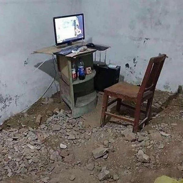 ruang kerja nggak biasa Berbagai Sumber