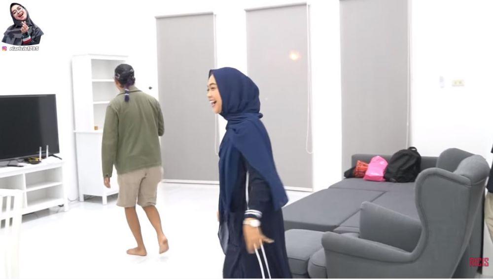 rumah baru Putri Delina YouTube