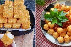 10 Resep olahan putih telur, nikmat, bikin nagih, dan mudah dibuat