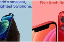 iPhone 12 Mini resmi dirilis, ini harga dan spesifikasi lengkapnya