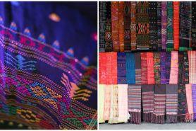 Bukan sekadar kain tenun, ini 5 makna kehidupan dari selembar ulos