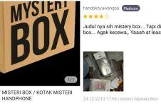 11 Review lucu pembeli mystery box di online shop ini bikin nyengir