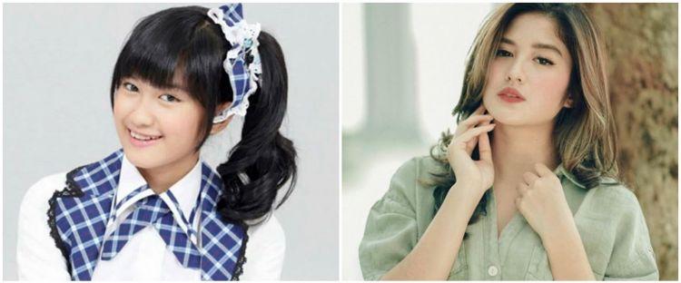 Potret 10 aktris cantik jebolan JKT48 dulu & sekarang
