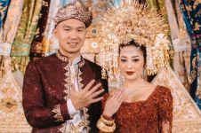 Nikita Willy ungkap alasannya memilih adat Minang saat menikah