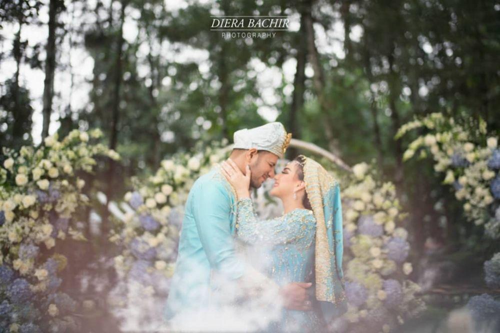 Pesinetron menikah Minangkabau © 2020 brilio.net
