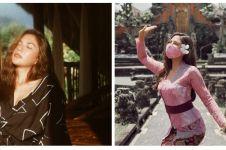 10 Momen liburan Jessica Mila di Bali, gayanya curi perhatian