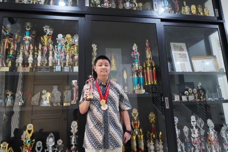 Siswa Indonesia raih 2 emas olimpiade matematika di 2 ajang berbeda