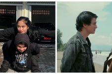 10 Potret kedekatan Salshabilla Adriani & Endy Arfian di luar syuting