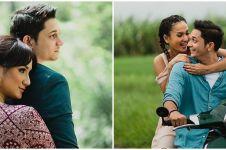 7 Momen bahagia Andrew Andika umumkan kehamilan Tengku Dewi Putri
