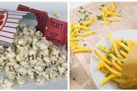 5 Makanan ini cocok untuk temani kamu nonton film
