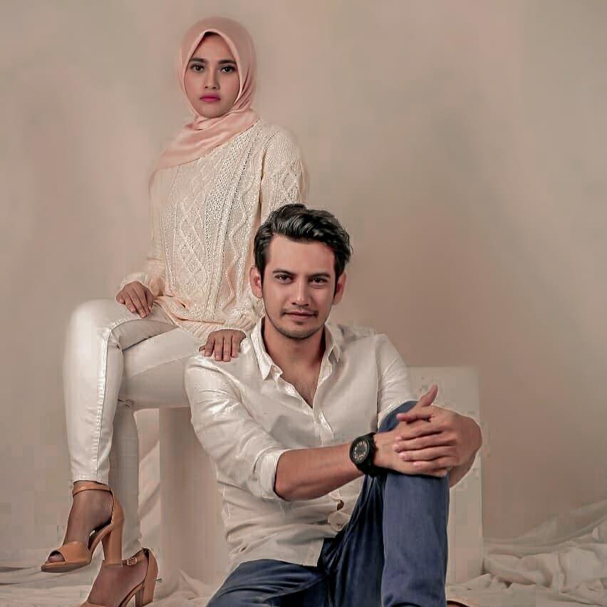 potret aktor suara hati istri dan pasangan © 2020 Instagram