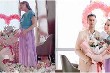 10 Momen anniversary Nagita Slavina & Raffi Ahmad, romantis