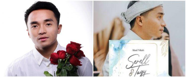 Taqy Malik umumkan pernikahan dengan Sherel, disiarkan secara live