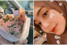 12 Pesona cantik Serrel Thalib istri Taqy Malik