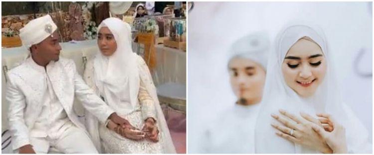 13 Momen akad nikah Taqy Malik dan Sherel Thalib, penuh haru