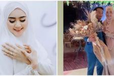 10 Pernak-pernik pernikahan Taqy Malik & Serell, bernuansa vintage