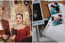 Mengintip surat cinta Indra untuk Nikita Willy saat pacaran, romantis