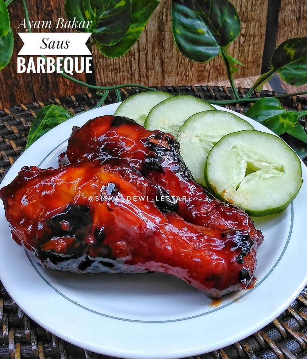 Resep masakan saus barbeque instagram