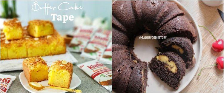 10 Resep kue mentega, enak, empuk, dan mudah dibuat