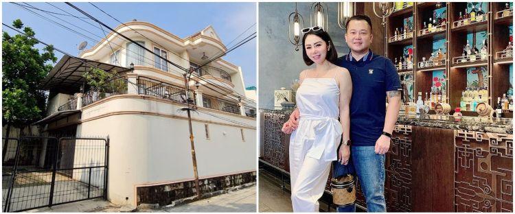 15 Potret isi rumah tiga lantai Femmy Permatasari yang dijual, mewah