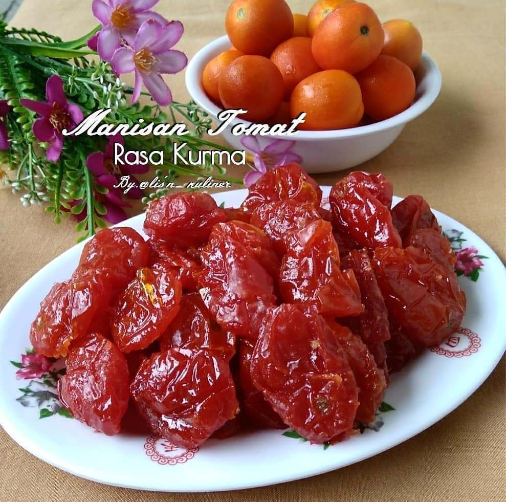 Resep manisan buah © 2020 brilio.net