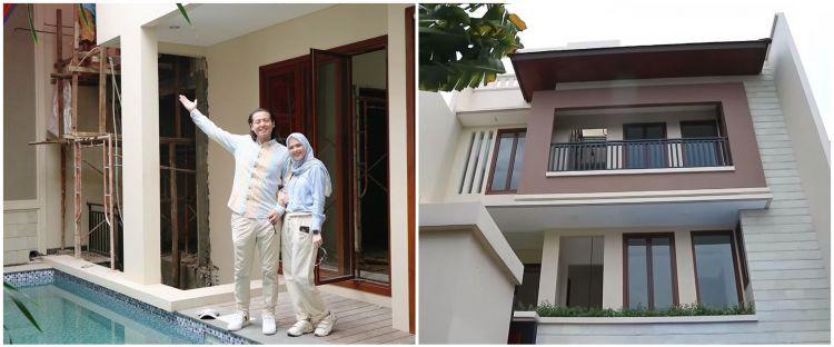 7 Potret desain rumah baru Cut Meyriska, kamar utama curi perhatian