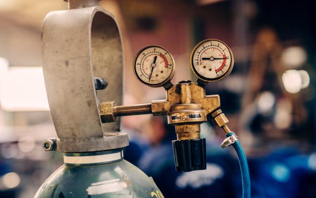 Fakta penarikan gas elpiji tabung biru 12 kg  © 2020 brilio.net