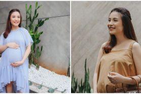 7 Momen bahagia Chelsea Olivia jelang kelahiran anak kedua