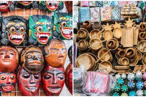 5 Item favorit turis luar negeri di Kuta Art Market, batik Bali diburu