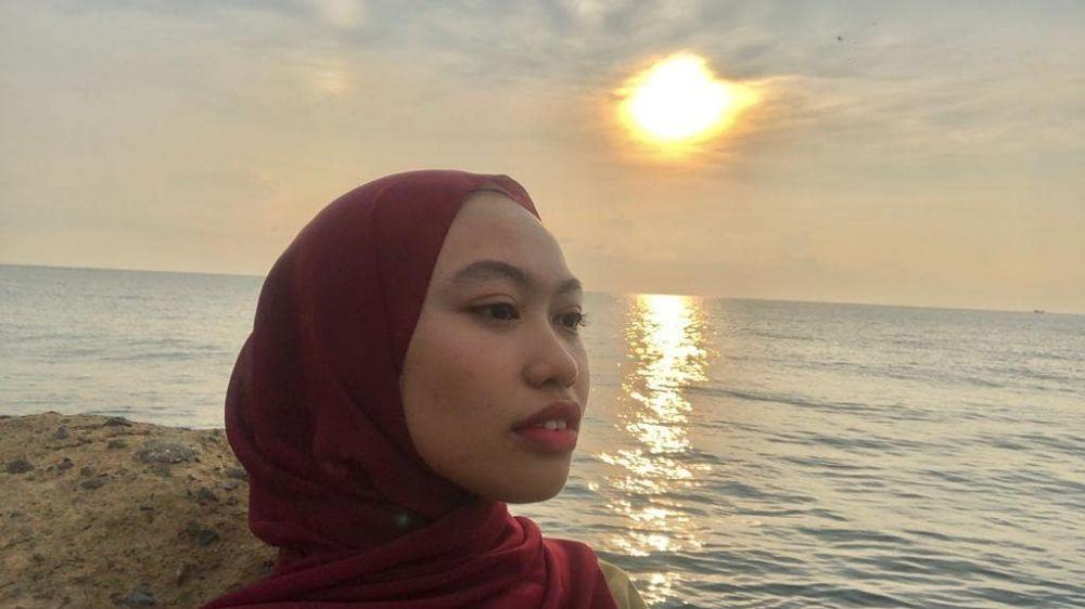 Potret Rifa Mahmudah, anak sambung Meggy Wulandari Instagram