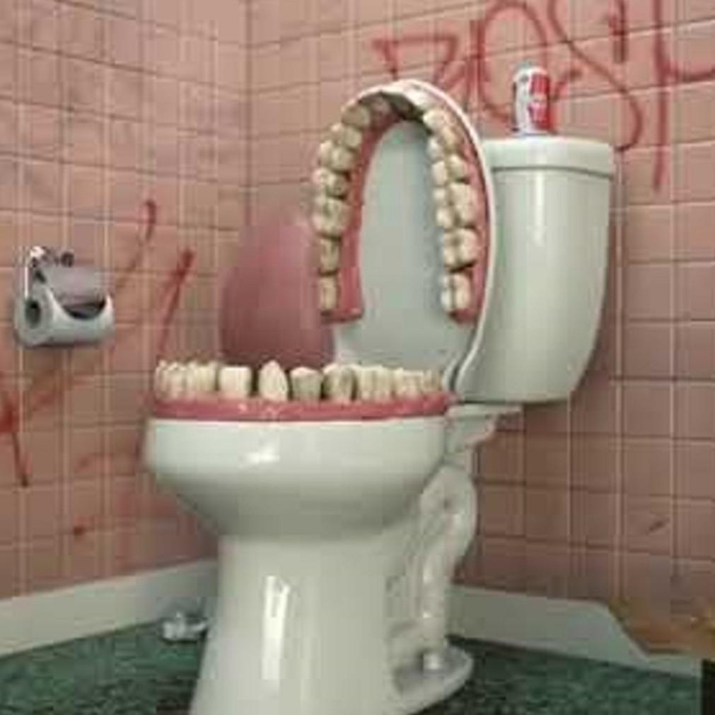 10 Desain toilet duduk nyeleneh ini bikin nggak jadi kebelet
