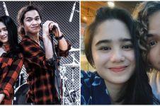 10 Potret mesra Tissa Biani dan Dul Jaelani, punya paras mirip