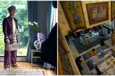 10 Potret rumah mertua Nikita Willy, interiornya berwarna emas