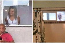10 Penampakan di jendela ini bikin kamu gagal fokus, kocak