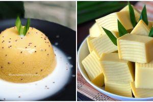 20 Resep puding jagung, enak, mudah, dan cocok jadi camilan