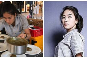 10 Fakta menarik karier Chef Renatta, pernah mengalami luka bakar