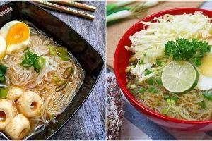 10 Resep bihun kuah, segar dan enak dinikmati saat hujan