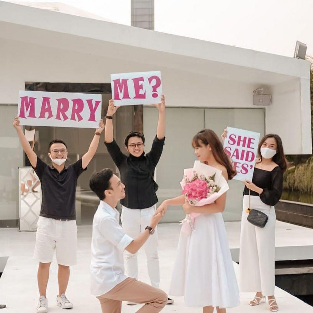Kisah cinta Chika © 2020 brilio.net