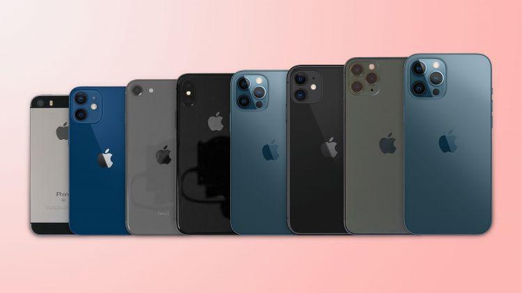 Ini beda iPhone 11 dan 12, 12 Mini, 12 Max, Pro Max beserta harganya