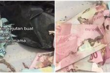 Ingin umrahkan ibu, uang tabungan Rp 50 juta pria ini dimakan rayap