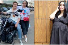 8 Potret terbaru Ussy Sulistiawaty usai melahirkan, stylish abis