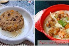 10 Resep kreasi menu MPASI anak, lezat dari berbagai bahan