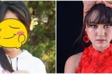 10 Pesona Happy Asmara tanpa polesan makeup tebal, cantik natural
