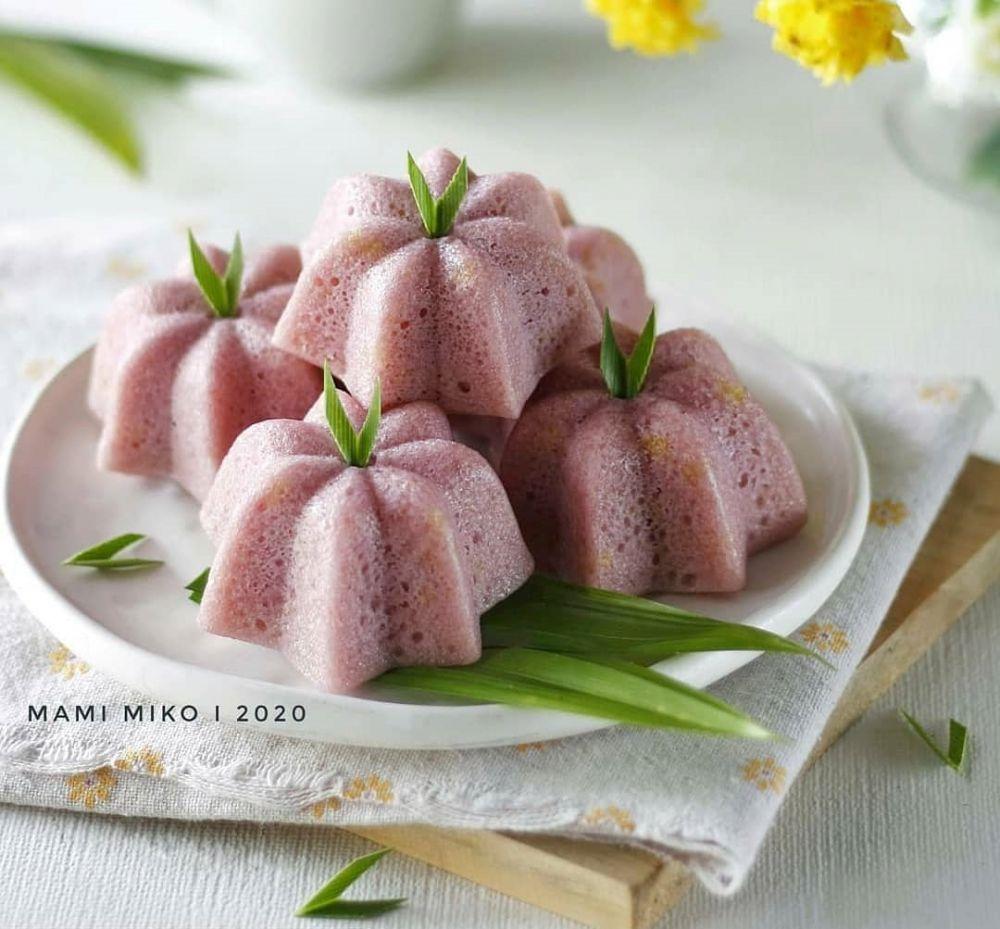resep apem kue tradisional © Instagram