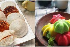 10 Resep apem, kue tradisional yang enak, empuk, dan praktis